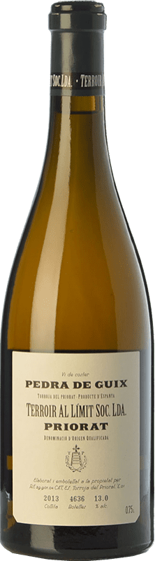 73,95 € | White wine Terroir al Límit Pedra de Guix Crianza D.O.Ca. Priorat Catalonia Spain Grenache White, Macabeo, Pedro Ximénez Bottle 75 cl