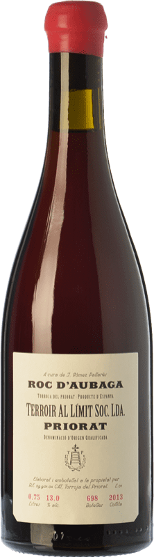 46,95 € | Rosé wine Terroir al Límit Roc d'Aubaga D.O.Ca. Priorat Catalonia Spain Grenache Bottle 75 cl