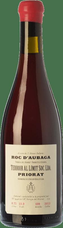 46,95 € 免费送货 | 玫瑰酒 Terroir al Límit Roc d'Aubaga D.O.Ca. Priorat 加泰罗尼亚 西班牙 Grenache 瓶子 75 cl