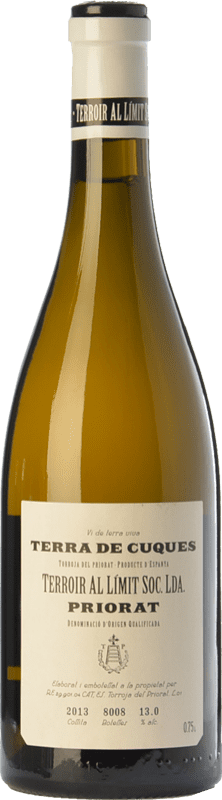 37,95 € | White wine Terroir al Límit Terra de Cuques Crianza D.O.Ca. Priorat Catalonia Spain Muscat of Alexandria, Pedro Ximénez Bottle 75 cl