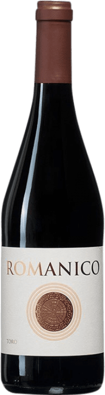 8,95 € Envío gratis   Vino tinto Teso La Monja Románico Joven D.O. Toro Castilla y León España Tinta de Toro Botella 75 cl