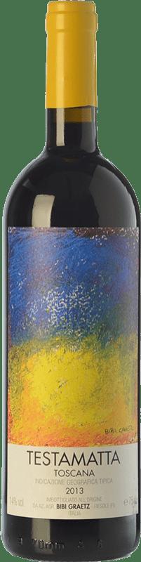 142,95 € Free Shipping | Red wine Bibi Graetz I.G.T. Toscana Tuscany Italy Sangiovese Bottle 75 cl