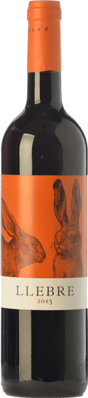 8,95 € 免费送货 | 红酒 Tomàs Cusiné Llebre Joven D.O. Costers del Segre 加泰罗尼亚 西班牙 Tempranillo, Merlot, Syrah, Grenache, Cabernet Sauvignon, Carignan 瓶子 75 cl