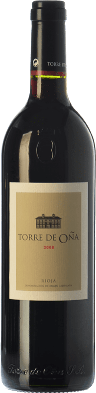 15,95 € | Red wine Torre de Oña Reserva D.O.Ca. Rioja The Rioja Spain Tempranillo, Mazuelo Bottle 75 cl