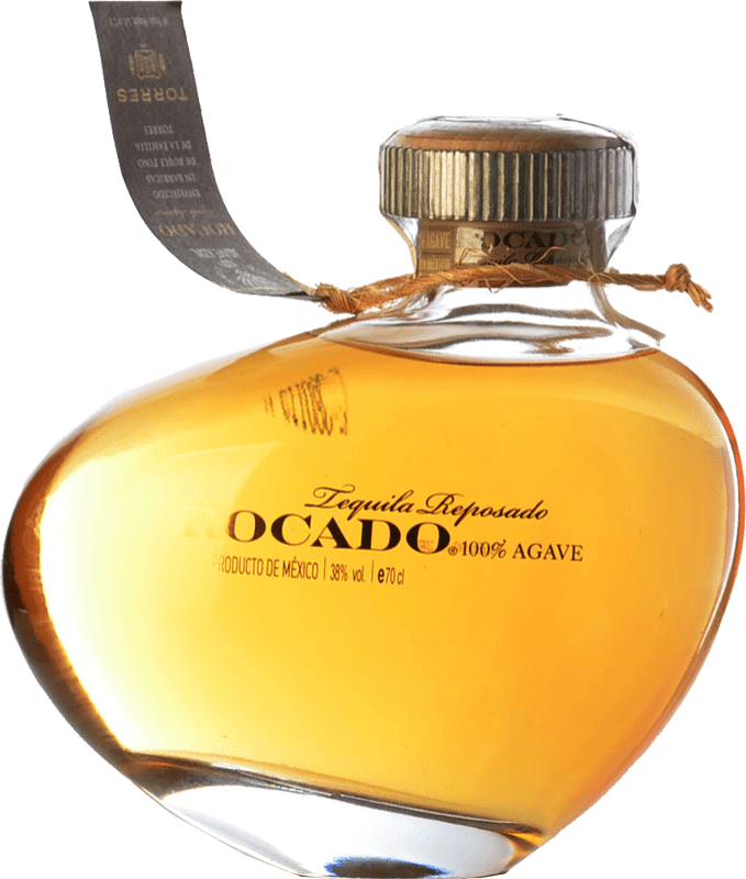 86,95 € Envío gratis | Tequila Torres Rocado Mexico Botella 70 cl