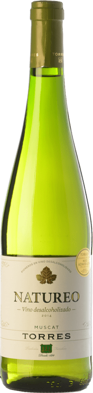 8,95 € | White wine Torres Natureo D.O. Penedès Catalonia Spain Muscat of Alexandria Bottle 75 cl