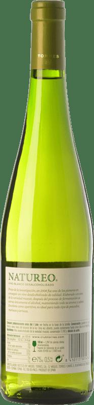 8,95 € Free Shipping   White wine Torres Natureo D.O. Penedès Catalonia Spain Muscat of Alexandria Bottle 75 cl