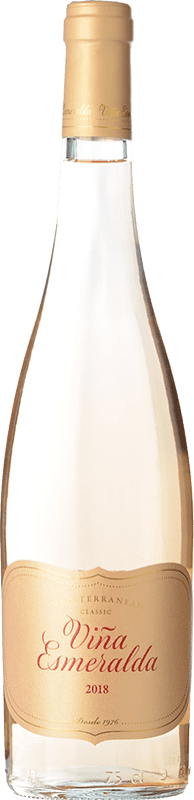 9,95 € Free Shipping | Rosé wine Torres Viña Esmeralda D.O. Catalunya Catalonia Spain Grenache Bottle 75 cl