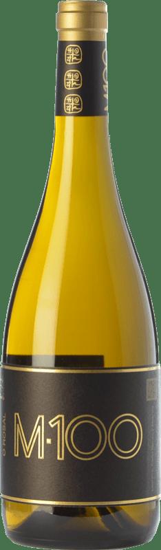 29,95 € | White wine Valmiñor Davila M100 Crianza D.O. Rías Baixas Galicia Spain Loureiro, Albariño, Caíño White Bottle 75 cl
