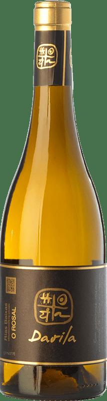 18,95 € | White wine Valmiñor Davila O Rosal D.O. Rías Baixas Galicia Spain Loureiro, Treixadura, Albariño Bottle 75 cl