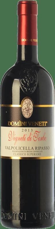 16,95 € Free Shipping   Red wine Valpolicella Negrar Domìni Veneti Vigneti di Torbe D.O.C. Valpolicella Ripasso Veneto Italy Corvina, Rondinella, Corvinone Bottle 75 cl