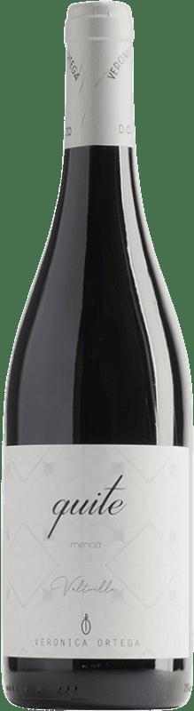 15,95 € | Red wine Verónica Ortega Quite Joven D.O. Bierzo Castilla y León Spain Mencía Bottle 75 cl