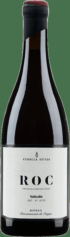 35,95 € | Red wine Verónica Ortega Roc Crianza D.O. Bierzo Castilla y León Spain Mencía Bottle 75 cl