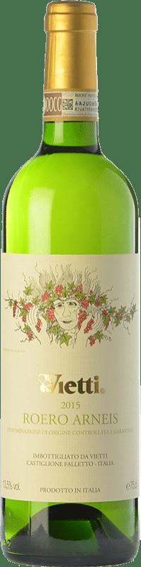 14,95 € | White wine Vietti D.O.C.G. Roero Piemonte Italy Arneis Bottle 75 cl