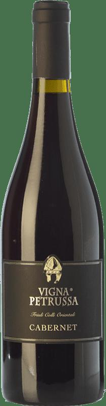 11,95 € Free Shipping | Red wine Vigna Petrussa D.O.C. Colli Orientali del Friuli Friuli-Venezia Giulia Italy Cabernet Franc Bottle 75 cl