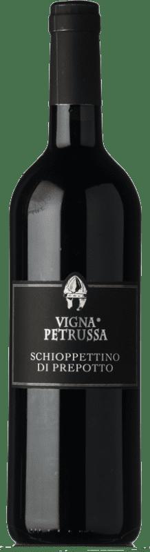 23,95 € Free Shipping | Red wine Vigna Petrussa D.O.C. Colli Orientali del Friuli Friuli-Venezia Giulia Italy Schioppettino Bottle 75 cl