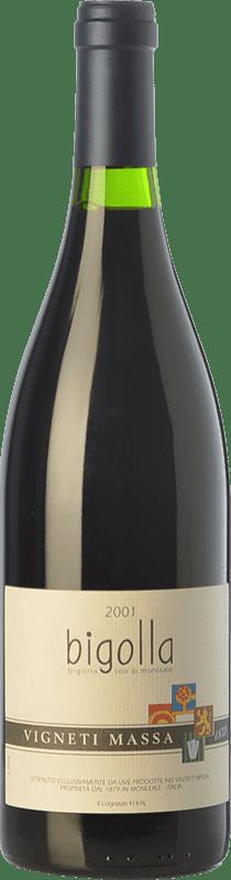 49,95 € Free Shipping   Red wine Vigneti Massa Bigolla D.O.C. Colli Tortonesi Piemonte Italy Bacca Red Bottle 75 cl