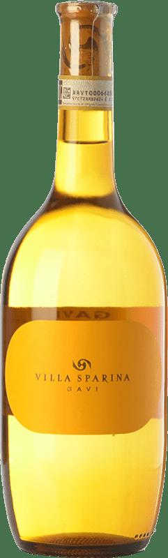 17,95 € | White wine Villa Sparina D.O.C.G. Cortese di Gavi Piemonte Italy Cortese Bottle 75 cl