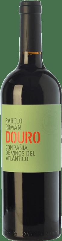 13,95 € | Red wine Vinos del Atlántico Rabelo Roman Crianza I.G. Douro Douro Portugal Touriga Franca, Touriga Nacional, Tinta Roriz Bottle 75 cl