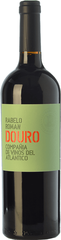 13,95 € Envoi gratuit | Vin rouge Vinos del Atlántico Rabelo Roman Crianza I.G. Douro Douro Portugal Touriga Franca, Touriga Nacional, Tinta Roriz Bouteille 75 cl
