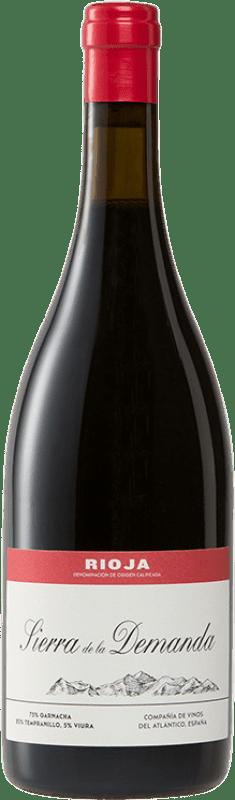 29,95 € | Red wine Vinos del Atlántico Sierra de la Demanda Crianza D.O.Ca. Rioja The Rioja Spain Tempranillo, Grenache, Viura Bottle 75 cl