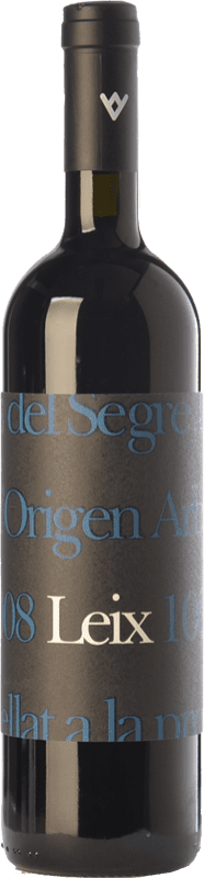 19,95 € Free Shipping | Red wine Els Vilars Leix Crianza D.O. Costers del Segre Catalonia Spain Syrah Bottle 75 cl