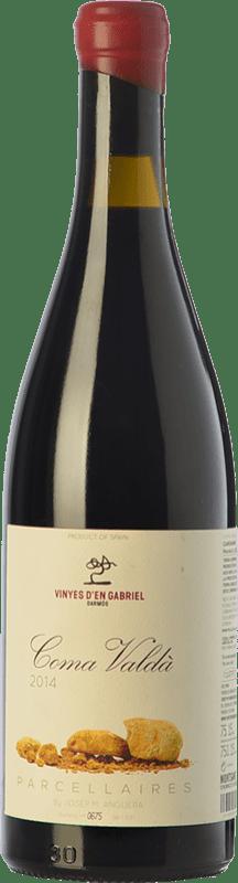 29,95 € | Red wine Vinyes d'en Gabriel Coma Valdà Crianza D.O. Montsant Catalonia Spain Carignan Bottle 75 cl