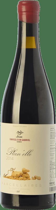 29,95 € | Red wine Vinyes d'en Gabriel Plan'Elle Crianza D.O. Montsant Catalonia Spain Carignan Bottle 75 cl