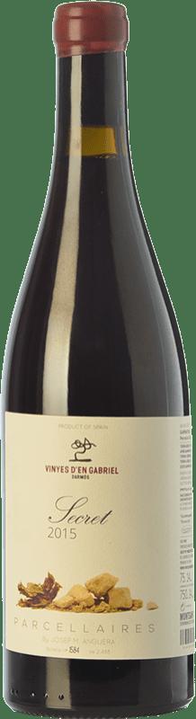 17,95 € | Red wine Vinyes d'en Gabriel Secret Joven D.O. Montsant Catalonia Spain Grenache Bottle 75 cl