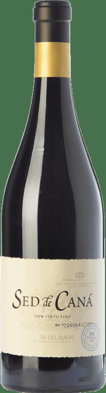 84,95 € Envío gratis | Vino tinto Viñas del Jaro Sed de Caná Reserva D.O. Ribera del Duero Castilla y León España Tempranillo Botella 75 cl