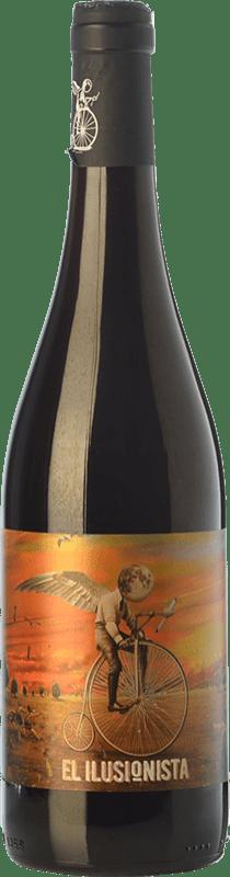 6,95 € | Red wine Viñedos de Altura Ilusionista Roble D.O. Ribera del Duero Castilla y León Spain Tempranillo Bottle 75 cl