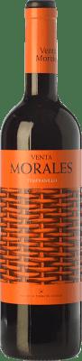 Volver Venta Morales Tempranillo La Mancha Joven 75 cl