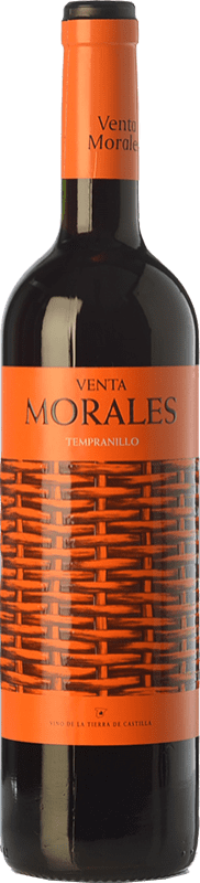 6,95 € Envoi gratuit | Vin rouge Volver Venta Morales Joven D.O. La Mancha Castilla La Mancha Espagne Tempranillo Bouteille 75 cl