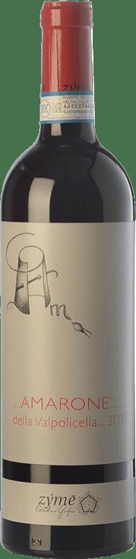 99,95 € Free Shipping   Red wine Zýmē 2009 D.O.C.G. Amarone della Valpolicella Veneto Italy Corvina, Rondinella, Corvinone, Oseleta, Croatina Bottle 75 cl