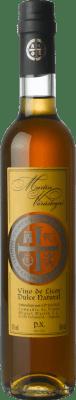 Бесплатная доставка | Сладкое вино Thesaurus Martín Verástegui I.G.P. Vino de la Tierra de Castilla y León Кастилия-Леон Испания Pedro Ximénez Половина бутылки 50 cl