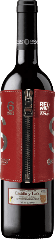 Rotwein Esencias «s» Premium Edition 6 Meses