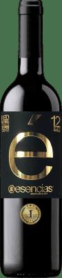 Esencias «é» 12 Meses Tempranillo Vino de la Tierra de Castilla y León Crianza 2012 75 cl