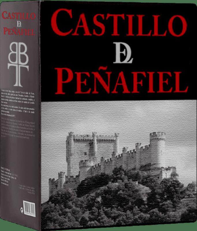 76,95 € Free Shipping | Packs PACK (6x) Castillo de Peñafiel 18 Meses Reserva