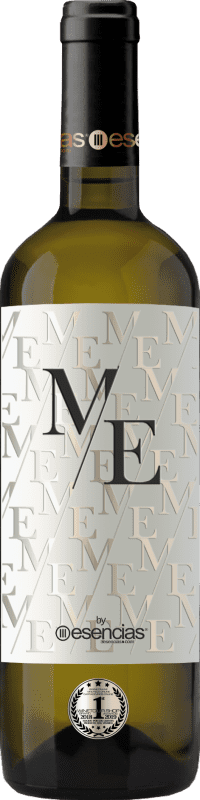 Vinho branco Esencias ME&White I.G.P. Vino de la Tierra de Castilla y León Espanha Verdejo Garrafa 75 cl