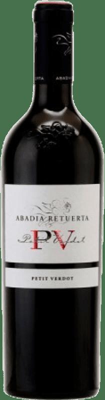 156,95 € Free Shipping   Red wine Abadía Retuerta Petit Verdot 2004 I.G.P. Vino de la Tierra de Castilla y León Castilla y León Spain Petit Verdot Bottle 75 cl