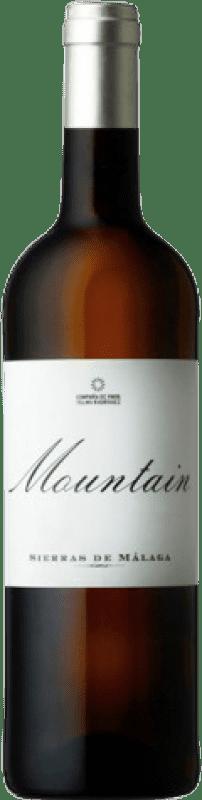 13,95 € Free Shipping | White wine Telmo Rodríguez Mountain D.O. Sierras de Málaga Andalusia Spain Muscat of Alexandria Bottle 75 cl