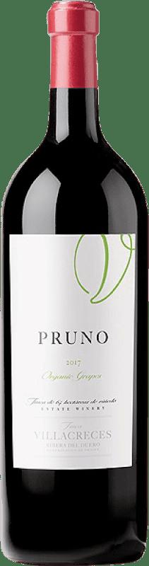23,95 € Free Shipping | Red wine Finca Villacreces Pruno D.O. Ribera del Duero Castilla y León Spain Magnum Bottle 1,5 L