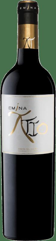 34,95 € Free Shipping | Red wine Emina Atio D.O. Ribera del Duero Castilla y León Spain Tempranillo Bottle 75 cl