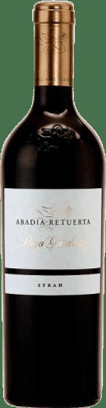 76,95 € Free Shipping   Red wine Abadía Retuerta Pago Garduña 2005 I.G.P. Vino de la Tierra de Castilla y León Castilla y León Spain Syrah Bottle 75 cl