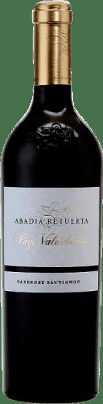 148,95 € Free Shipping   Red wine Abadía Retuerta Pago Valdebellón I.G.P. Vino de la Tierra de Castilla y León Castilla y León Spain Cabernet Sauvignon Magnum Bottle 1,5 L