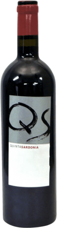 42,95 € Free Shipping | Red wine Quinta Sardonia I.G.P. Vino de la Tierra de Castilla Castilla la Mancha Spain Tempranillo, Merlot, Cabernet Sauvignon, Malbec Bottle 75 cl