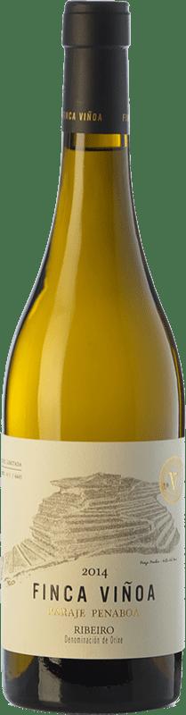 19,95 € Free Shipping   White wine Finca Viñoa Paraje Penaboa D.O. Ribeiro Galicia Spain Godello, Loureiro, Treixadura, Albariño Bottle 75 cl