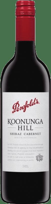 13,95 € Free Shipping   White wine Penfolds Koonunga Hill Shiraz-Cabernet I.G. Southern Australia Southern Australia Australia Syrah, Cabernet Sauvignon Bottle 75 cl