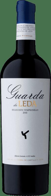 32,95 € Free Shipping   Red wine Leda Guarda de Leda I.G.P. Vino de la Tierra de Castilla Castilla la Mancha Spain Tempranillo Bottle 75 cl