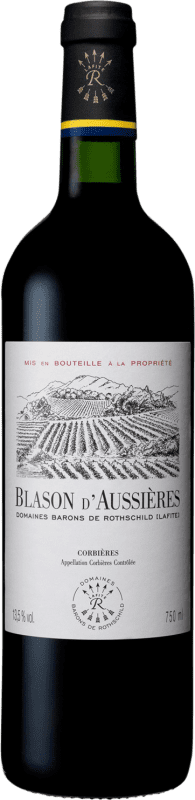 13,95 € Free Shipping   Red wine Barons de Rothschild Blason d'Aussières Languedoc-Roussillon France Syrah, Grenache, Carignan Bottle 75 cl